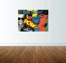 Load image into Gallery viewer, JAMES DEAN ORIGINAL SIGNED PORTRAIT PAINTING POP ART LITTLE BASTARD - Arterama's
