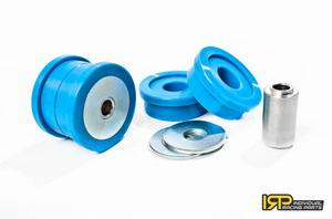 "Polyurethane Längslenker HINTERACHSE "" Rear trailing arm bushings"" BMW E36 