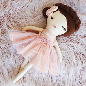Personalized Rag Doll - Ella