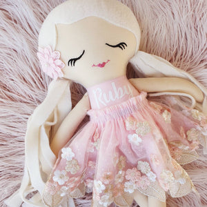 Personalized Rag Doll - Bonnie