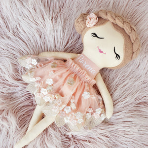 Personalized Rag Doll - Florence
