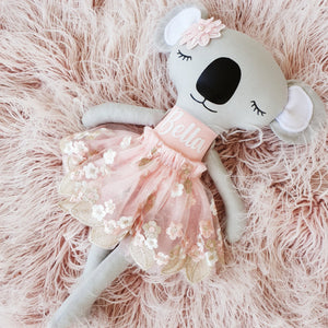 Personalised Koala Rag Doll