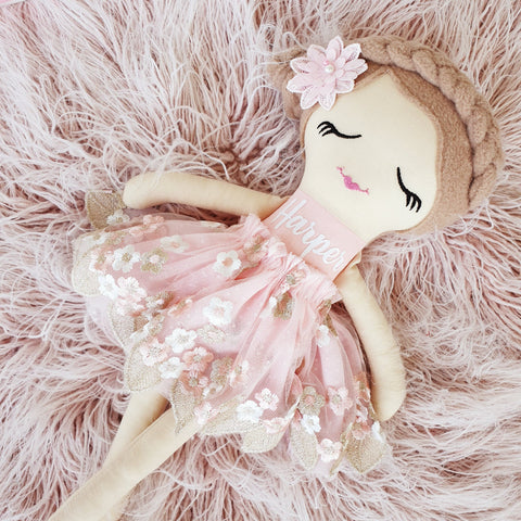 Personalized Rag Doll - Harper