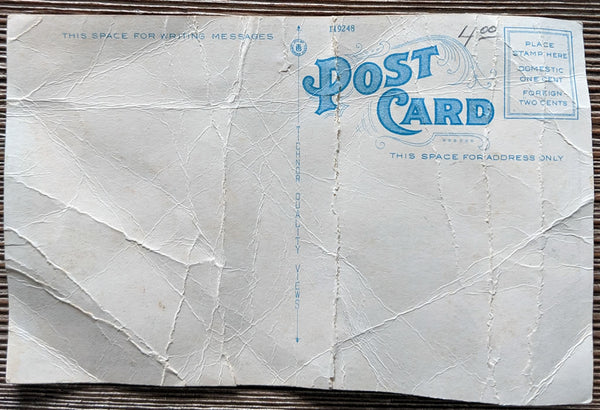 The Jersey Shore Postcard Series - Point Pleasant Beach Forman Ave