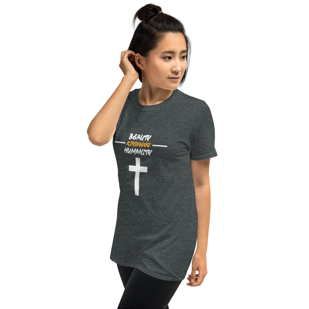 Short-Sleeve Unisex T-Shirt Christian Brand BKH