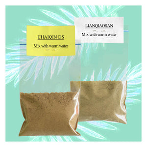 ChaiQin DS and LianQiaoSan for Common Cold, or Influenza