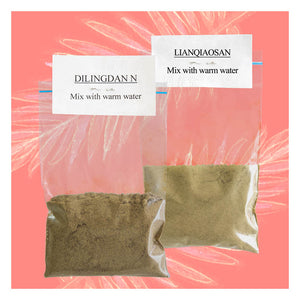 DiLingDan N and LianQiaoSan for Common Fever