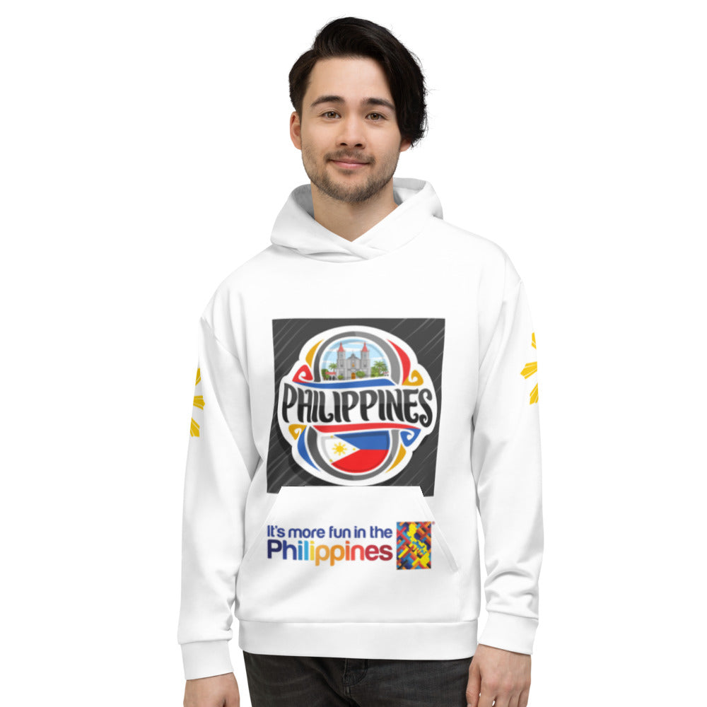 FILIPINODESIGNS FILIPINO PROUDPINOY PRIDE PHILIPPINES PROUDFILIPINO PROUD CULTURE MYCOUNTRY PHILIPPINEDESIGNS Unisex Hoodie