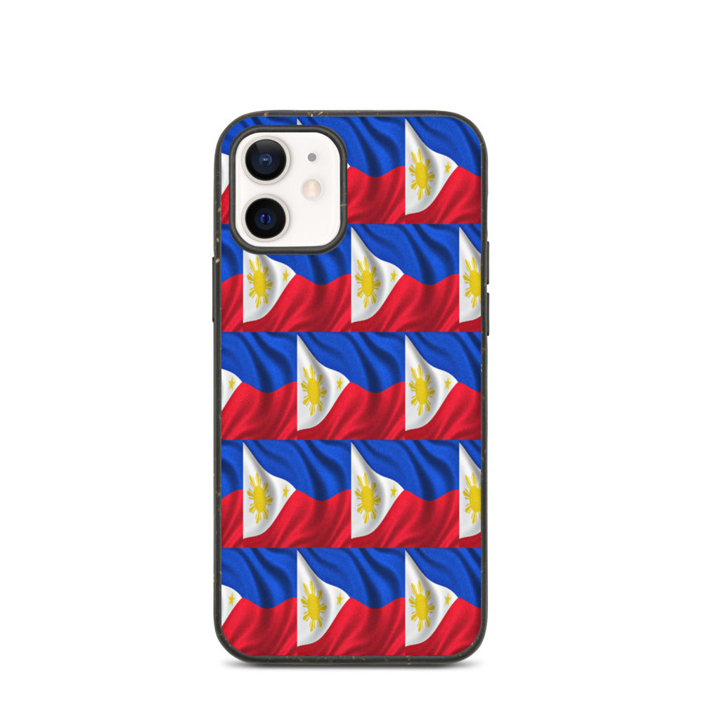 PHILIPPINES PINOY PILIPINAS PINAS FILIPINO DESIGN Biodegradable phone case