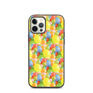 COLORFUL BALLOONS DESIGN Biodegradable phone case
