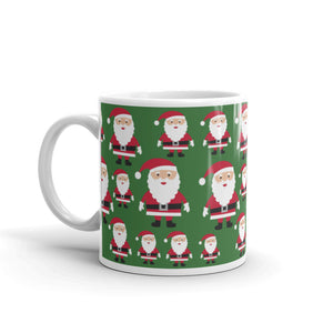 Cute Santa Claus design Mug