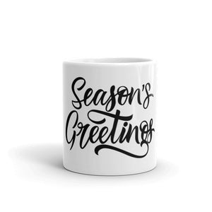 Seasons Greeting Mug