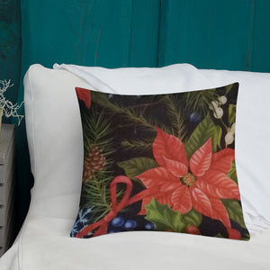 Christmas Design Premium Pillow