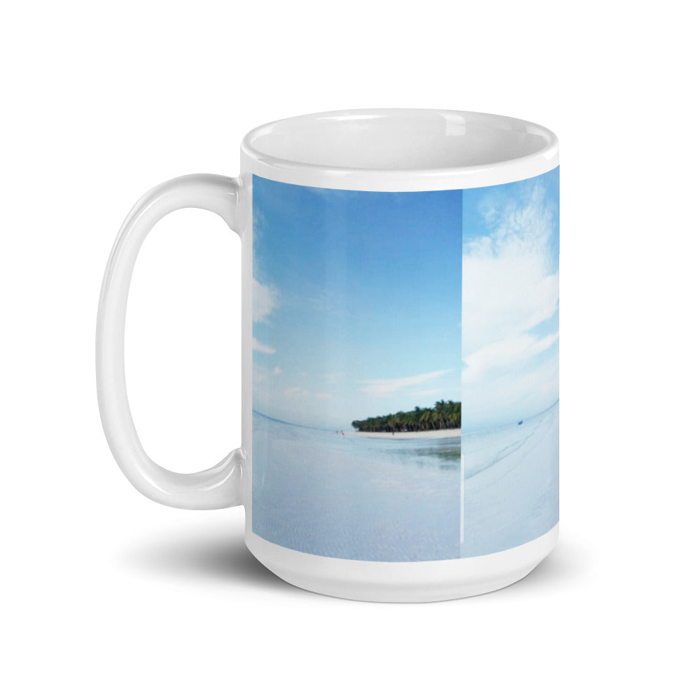 Water Scenery Design Mug