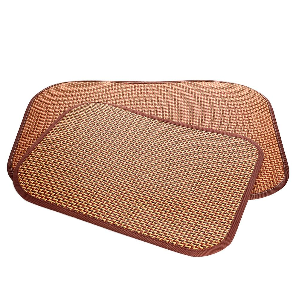 Pet Summer Mat Dog Cat Sleeping Mat Practical Durable Eco-friendly Round Shape Mat