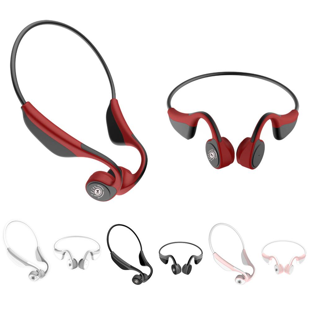Original Z8 headphones Bluetooth 5.0 Bone Conduction Headsets Wireless Sports earphones Handsfree HeadsetsSupport Drop Shipping