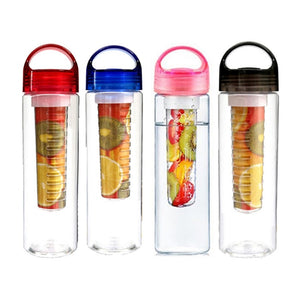 Portable Sport Water Bottle With Tes Infuser Large Capacity Drinking Cup For Outdoor Travel Camping Drinking Fruit Water Bottle