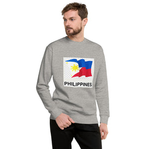 My Beloved Philippines Design Unisex Fleece Pullover