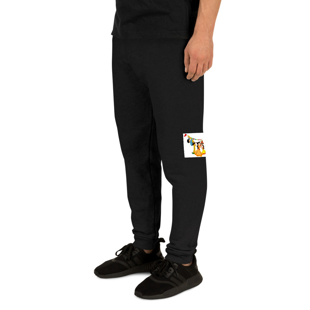 PHILIPPINE CELEBRATIONS AND TRADITIONS DESIGN Unisex Joggers