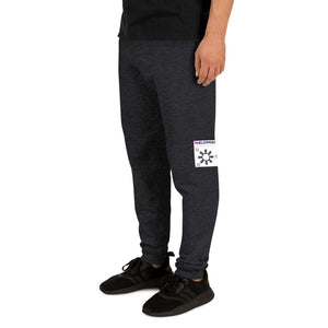 3 STARS AND A SUN DESIGN Unisex Joggers