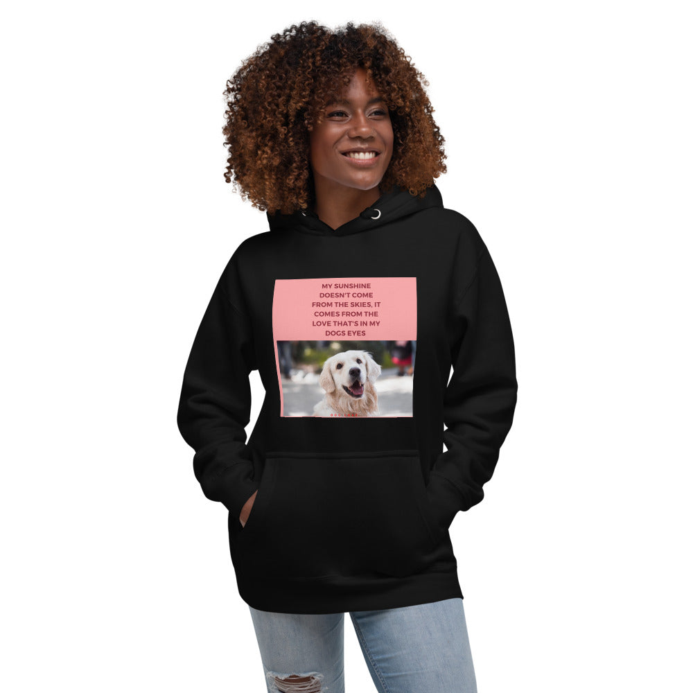 ADORABLE AND CUTE DOG DESIGN Unisex Hoodie