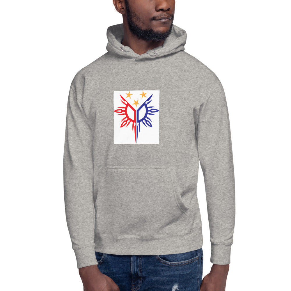 Philippine Colors and Design Unisex Hoodie