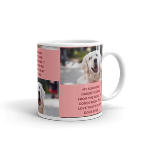 ADORABLE DOG DESIGN Mug