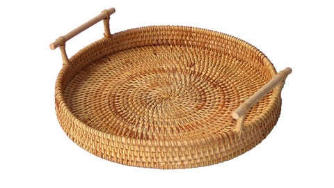 Gorgeous Rattan Kitchenware You Can Order Online