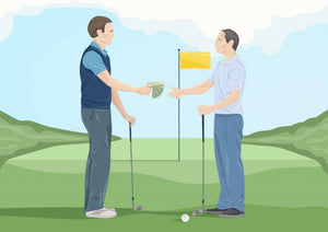 If you're like most golfers, you love gambling as much as the great game of golf itself