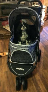 Colorful Gen7 Pet Stroller