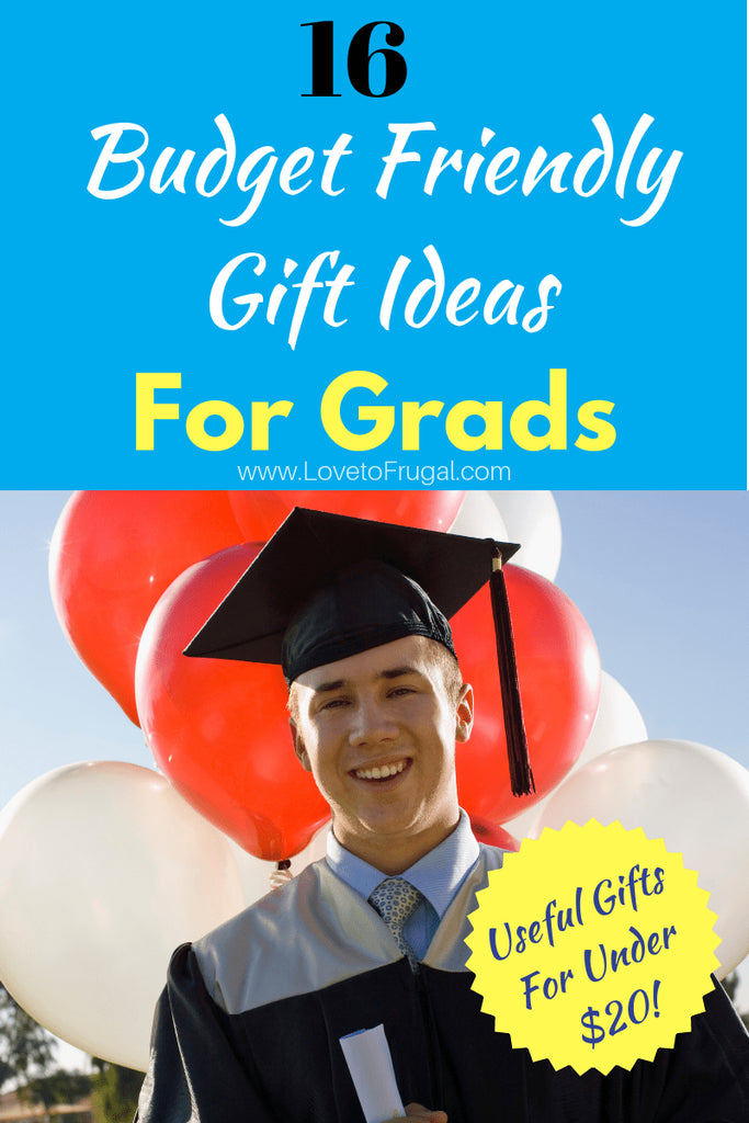 Graduation season is upon us and while this is an exciting time for the graduates and their families, it can get expensive, as well