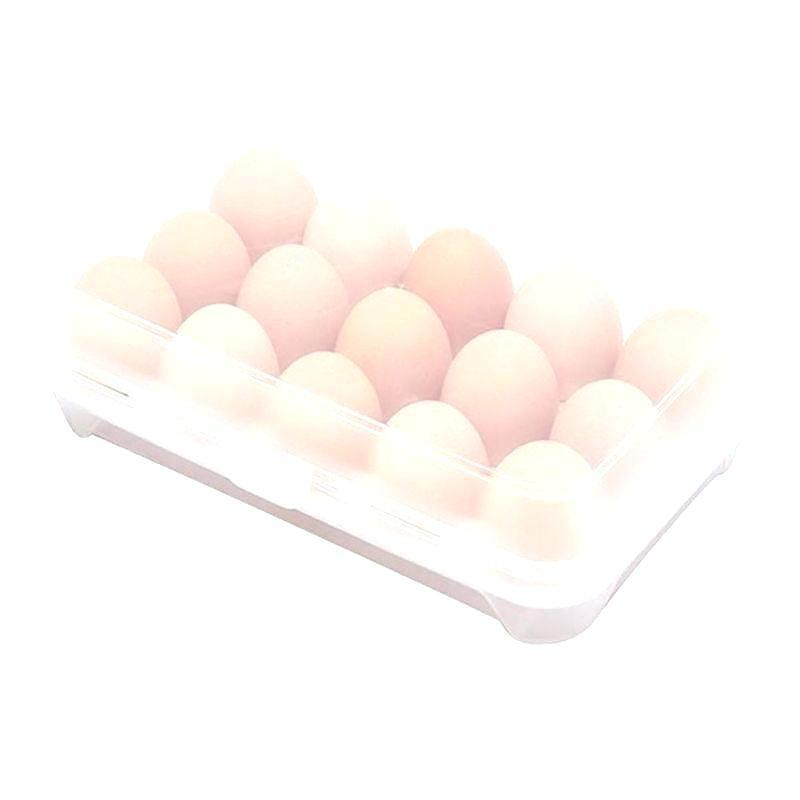 Neutral Egg Container For Refrigerator