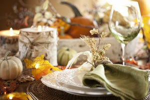 How to Host a Fall Dinner Party