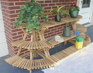 Marvelous Outdoor Plant Stands