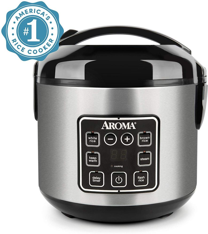 Steam Rice to Fluffy Perfection (Every Time) With This Multifunctional Rice Cooker