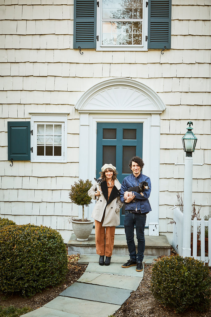 Craving Nature, This NYC Couple Started Anew in a Restored Home Upstate