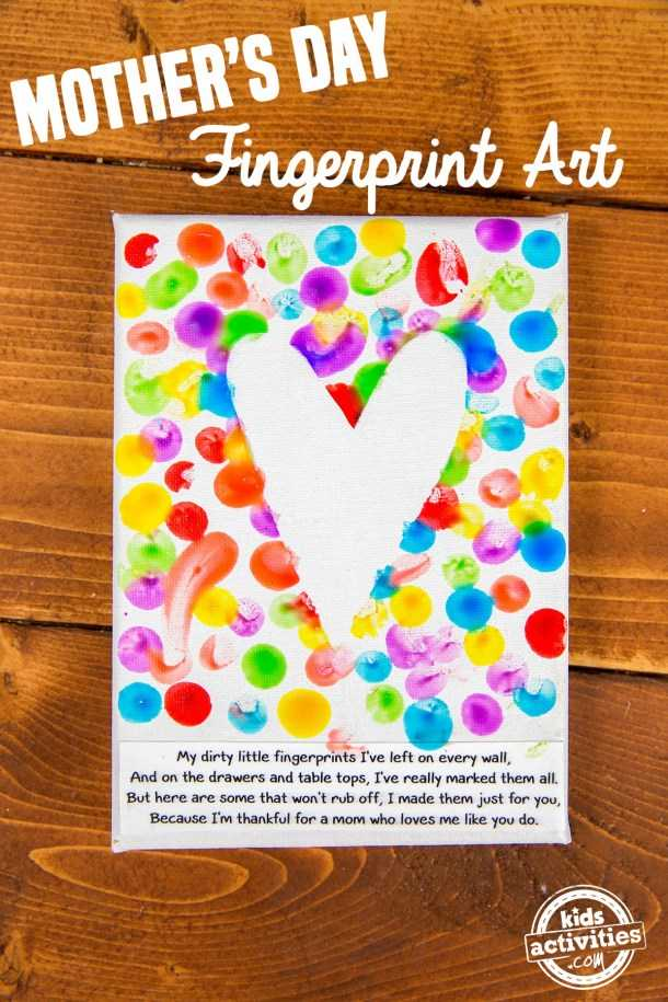 These Easy Mother's Day Crafts for Kids make fantastic homemade Mother's Day gift ideas! There's a whole bunch of totally awesome Mothers day crafts for kids they can make (and mothers will love) – from super simple projects for the littlest ones to...