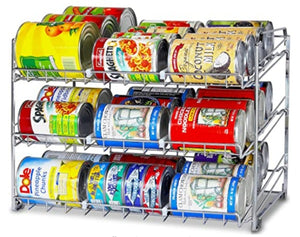 Stackable can organizer