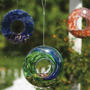 Ceiling Glass Bird Feeders