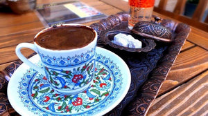 Have you ever tried Turkish coffee (Türk Kahvesi)? For many, it's an acquired taste