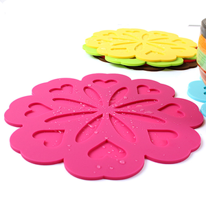 4 Pack Radiant Multifunction Silicone Mat