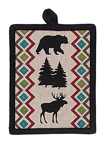 Kay Dee Designs Lake Lodge Potholder