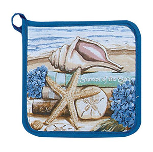 Kay Dee Designs Stories of The Sea Potholder