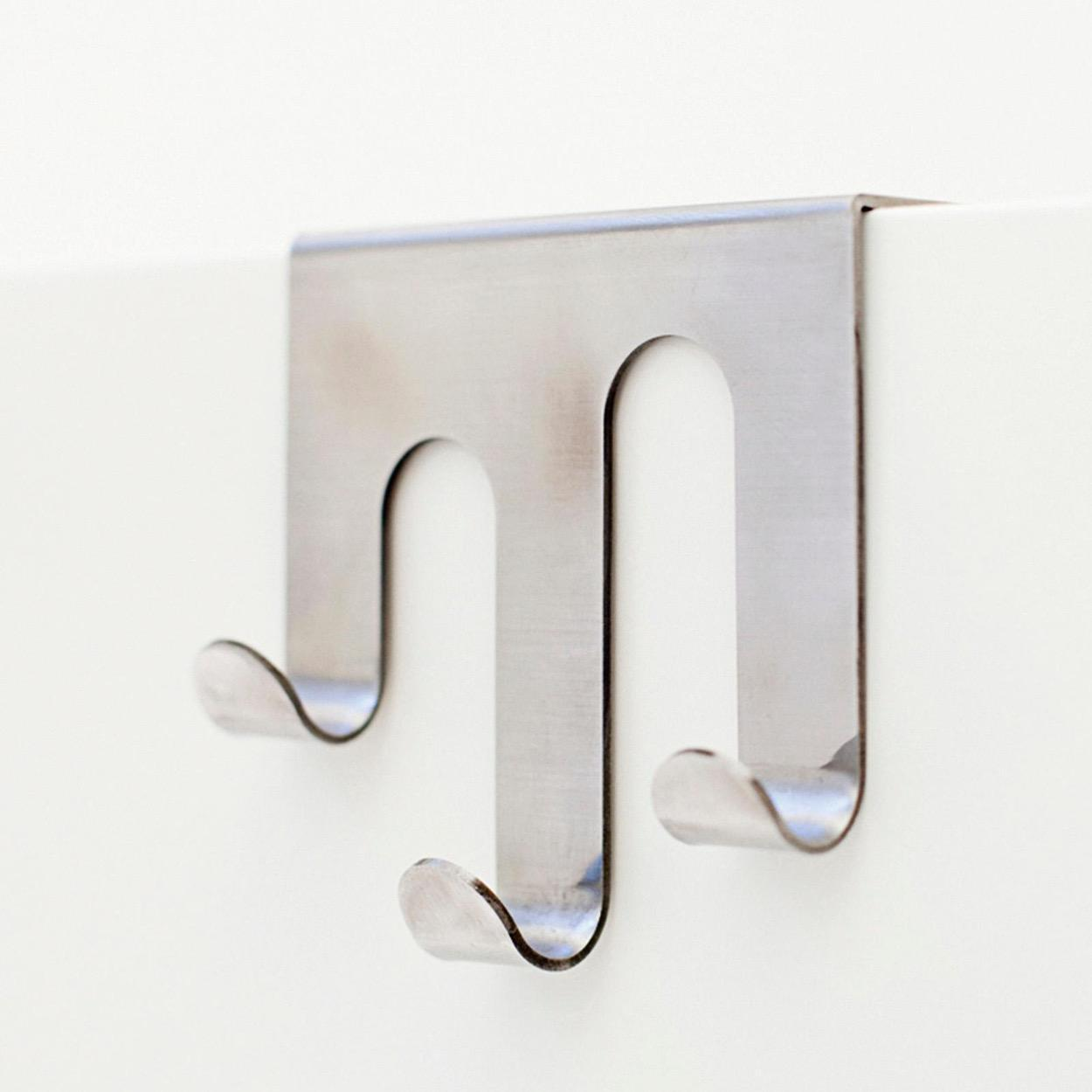 Bosign Triple J Hook - Brushed Stainless Steel