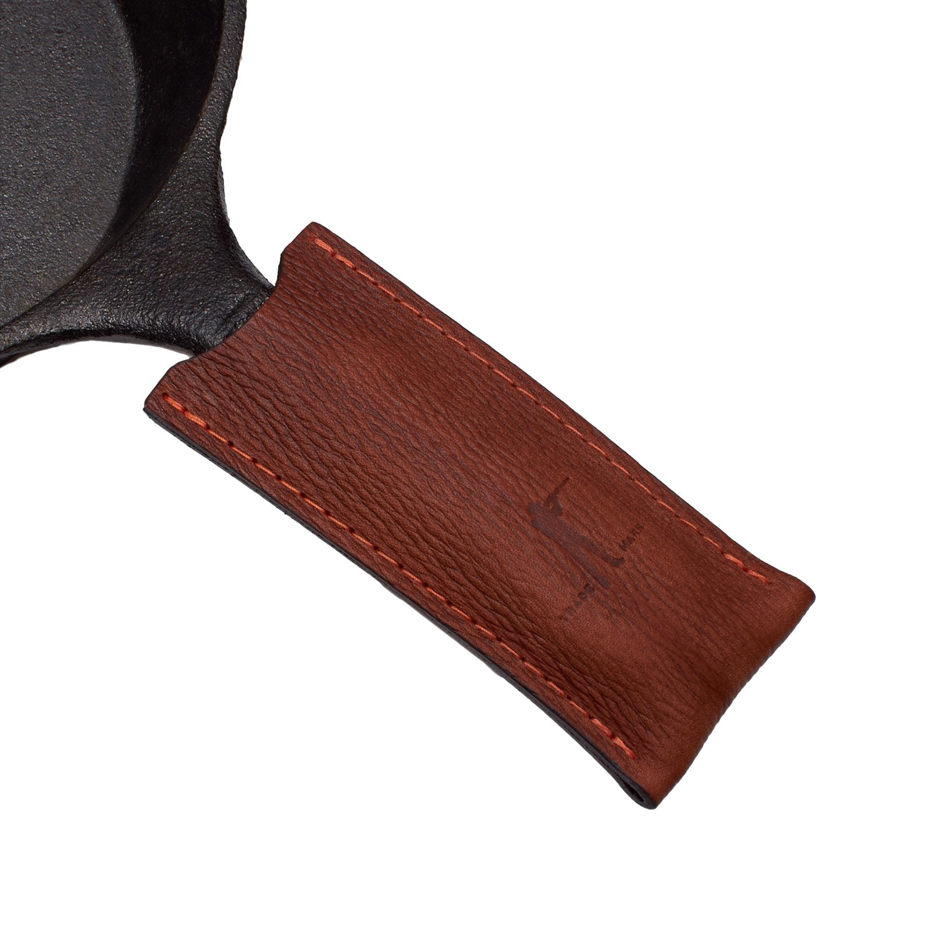Pot Holder - Signature Leather