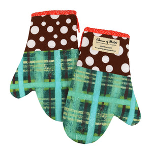 Okap Oven Mitt Set of 2 - Haiti