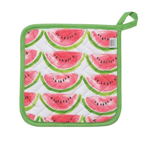 Now Designs Pot Holder, Watermelon
