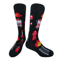 Careers Fire fighter Socks