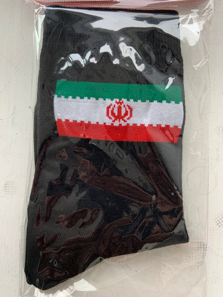 Flag Socks - Iran