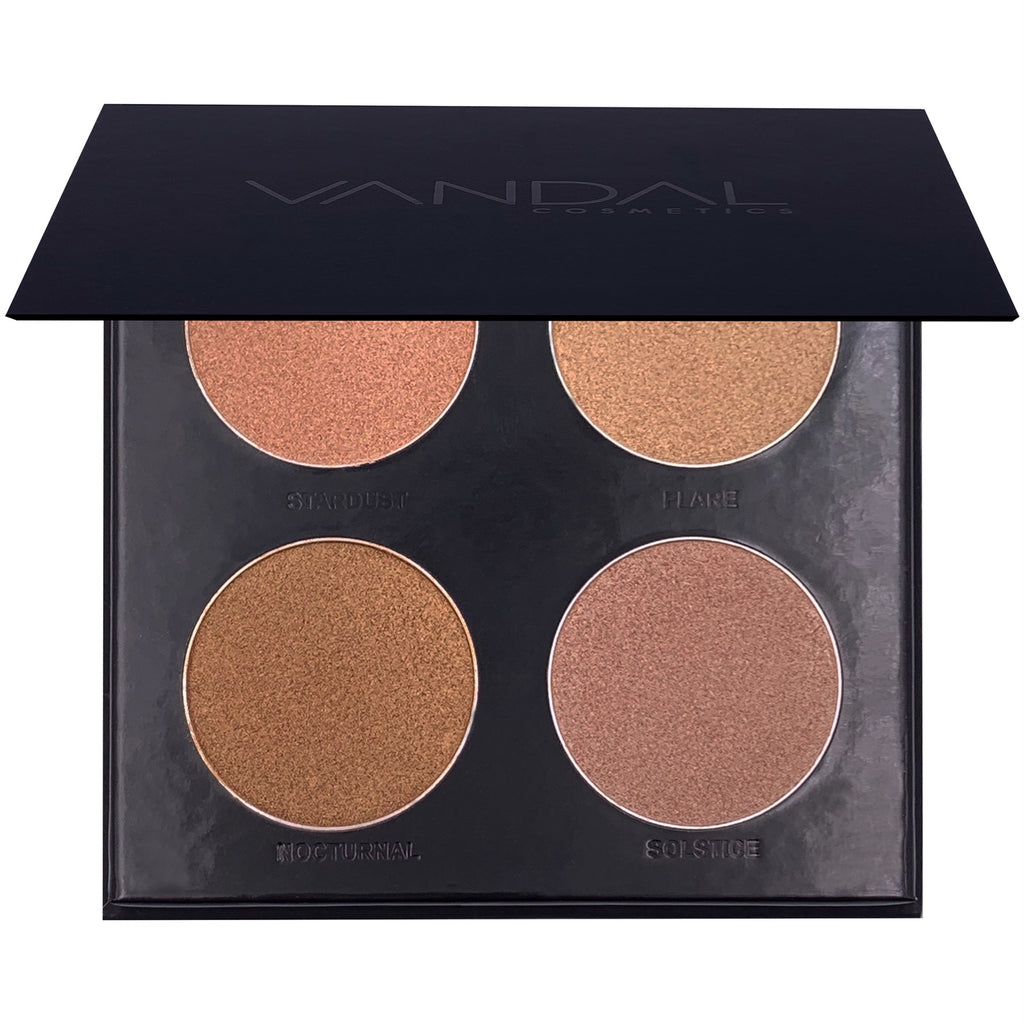 STARGAZER HIGHLIGHT PALETTE - vandal cosmetics